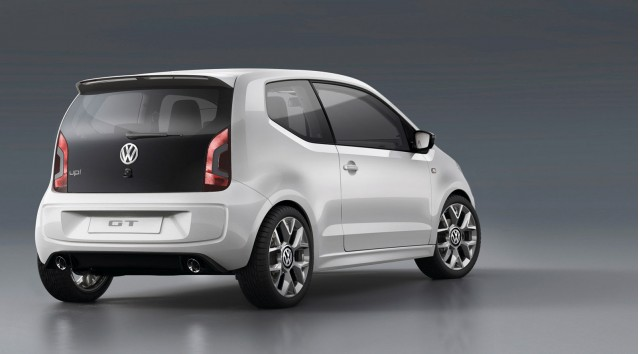 2011 Volkswagen up! GT Concept
