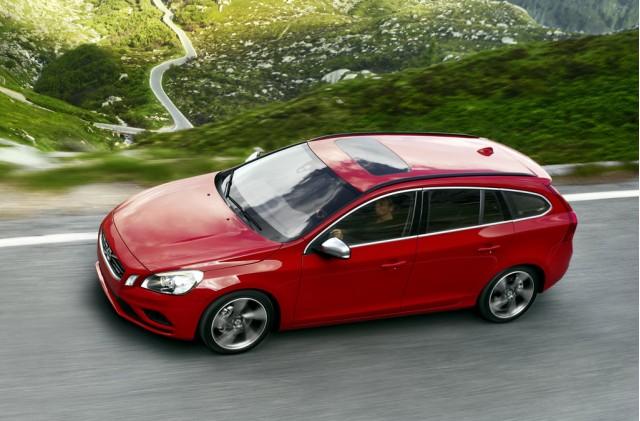 2011 Volvo V60 R-Design
