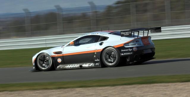 2012 Aston Martin Vantage GTE