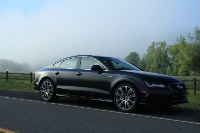 2012 Audi A7 3.0T