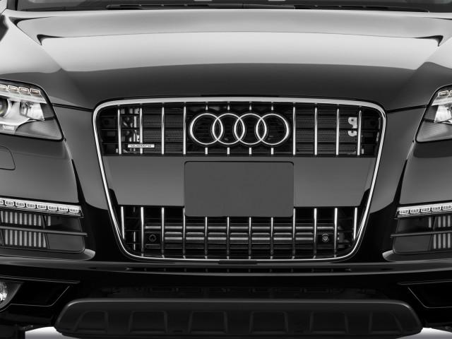 Grille - 2012 Audi Q7 quattro 4-door 3.0L TDI Premium