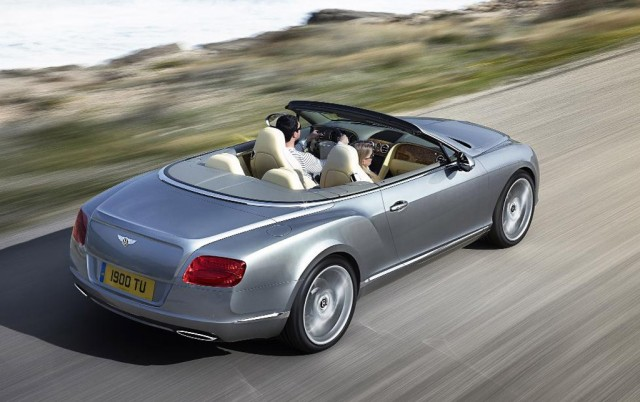 2012 Bentley Continental GTC