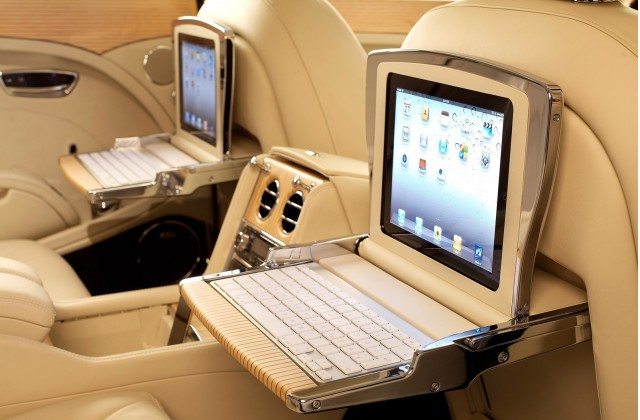 2012 Bentley Mulsanne with Executive Interior