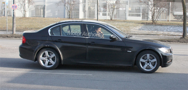 The next BMW 3-Series is expected to arrive in late 2011 as a 2012 model