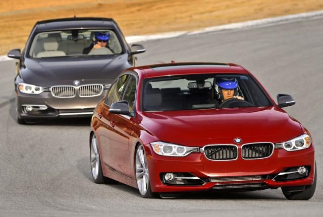 2012 BMW 3-Series sedan