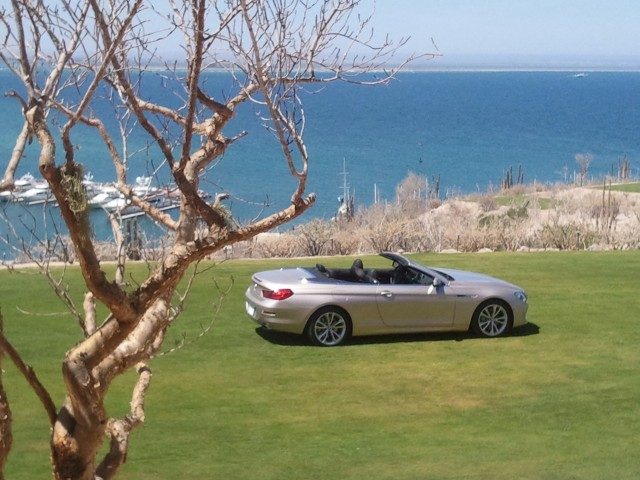 2012 BMW 6-Series Cabriolet