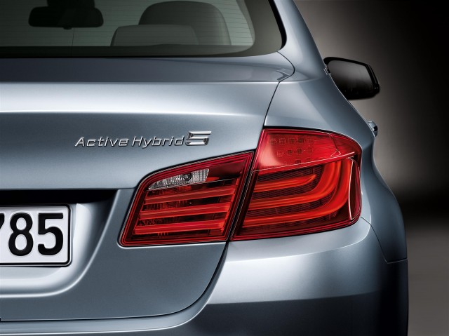 2012 BMW ActiveHybrid 5