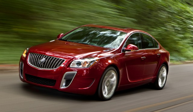 2012 buick regal review ratings specs prices and. Black Bedroom Furniture Sets. Home Design Ideas