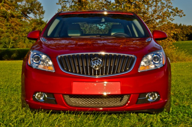 2012 Buick Verano Two Minute Review: Video