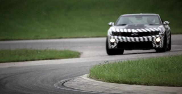 2012 Chevrolet Camaro ZL1 endures torture testing