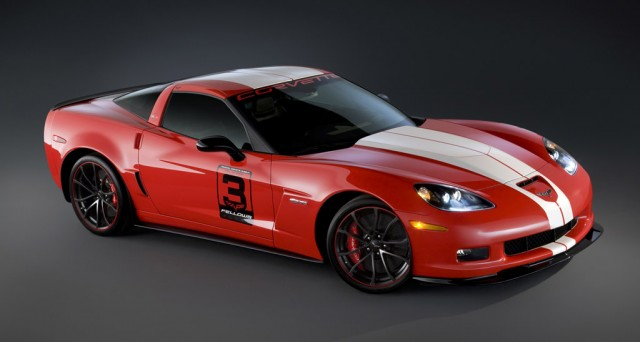 2012 Chevrolet Corvette Z06 Ron Fellows Hall of Fame Tribute
