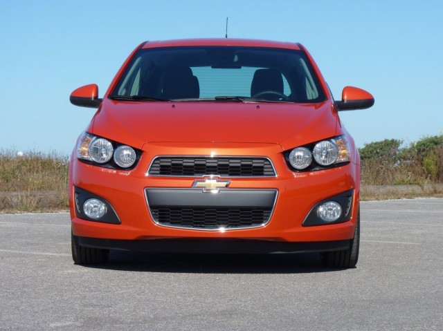 2012 Chevrolet Sonic  -  First Drive
