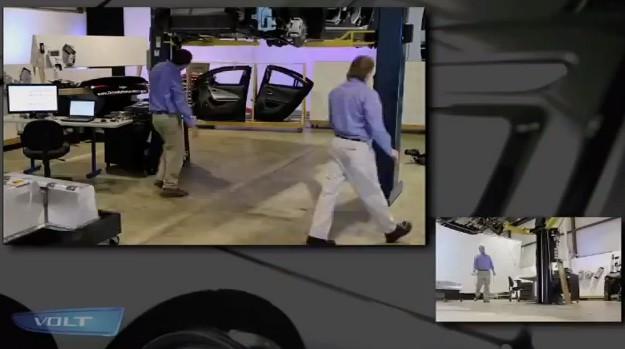 2012 Chevrolet Volt Teardown