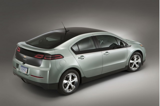 Chevy volt electric car has highest customer satisfaction General motors customer service number