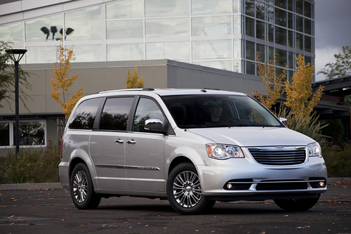 Chrysler's New Product Plans: Reduce Duplication Among Brands
