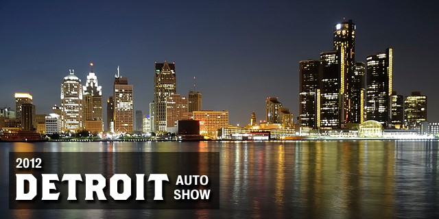 Family Car Preview: 2012 Detroit Auto Show