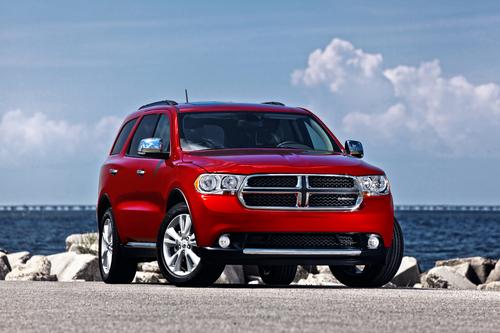 2012 Dodge Durango Video Road Test