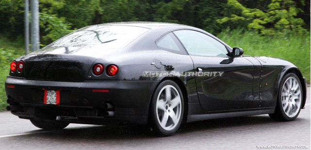 2012 ferrari 612 successor spy shots april 006