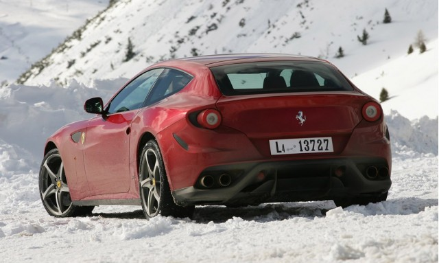 High-riding Ferrari planned; just don't call it an SUV
