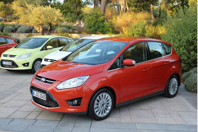 2012 Ford C-Max (European version)