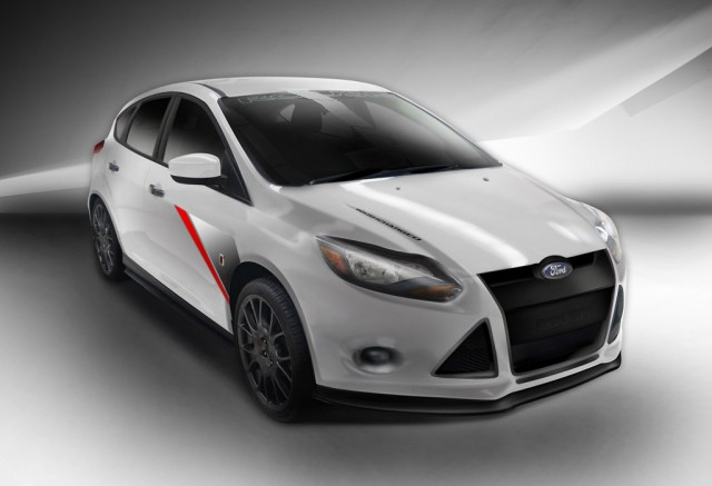 2012 Ford Focus by Roush