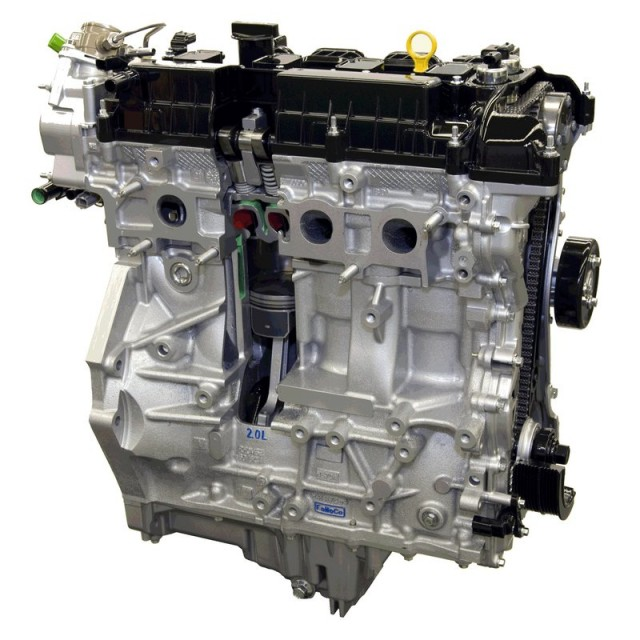 2.0-liter GDI Duratec - 2012 Ford Focus