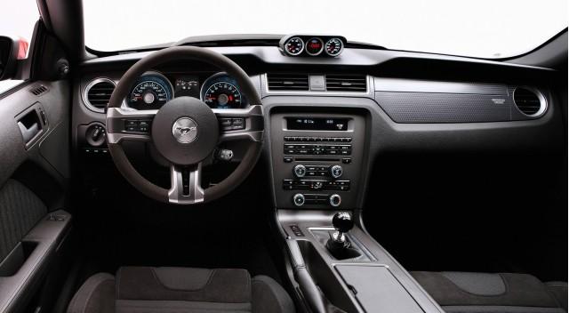 2012 Ford Mustang 302 Boss Laguna Seca