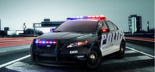 2012 Ford Police Interceptor