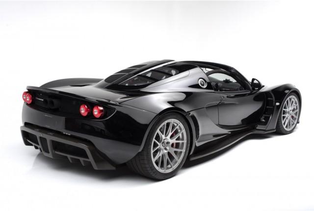 Steven Tyler S Hennessey Venom Gt Spyder Raises 800k For