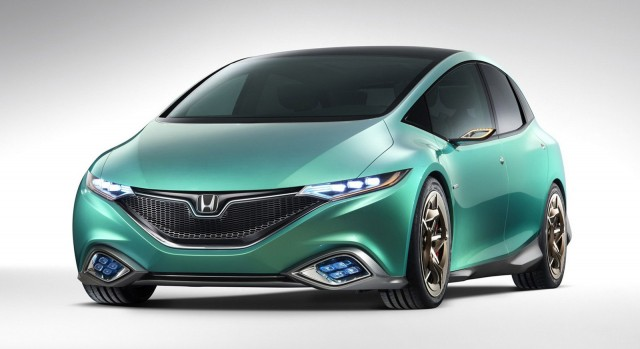 2012 Honda Concept S