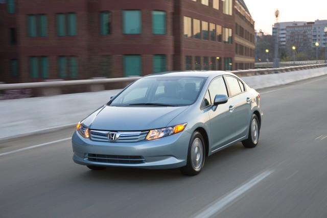 2012 Honda Civic Hybrid