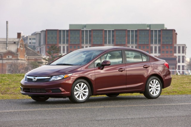2012 Honda Civic sedan