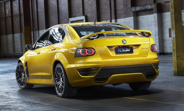 2012 HSV GTS 25th Anniversary Edition