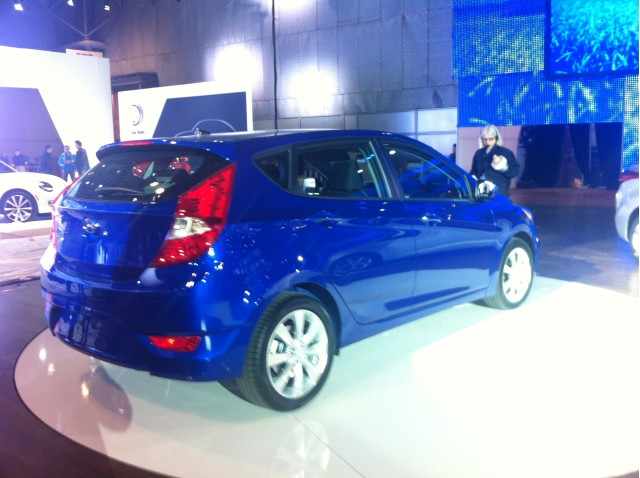2012 Hyundai Accent - first pics, U.S.-spec