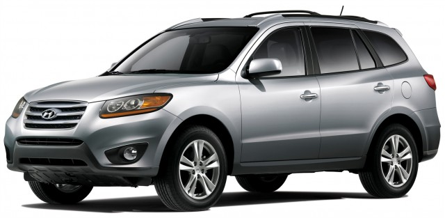 2012 hyundai santa fe review ratings specs prices and photos the car connection. Black Bedroom Furniture Sets. Home Design Ideas