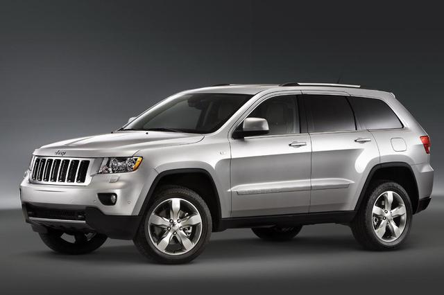 2012 Jeep Grand Cherokee Investigated For Fire Risk
