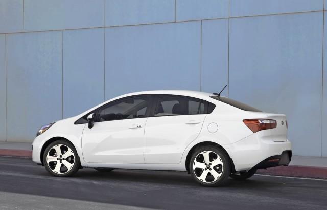 2012 Kia Rio Sedan Priced From $14,150