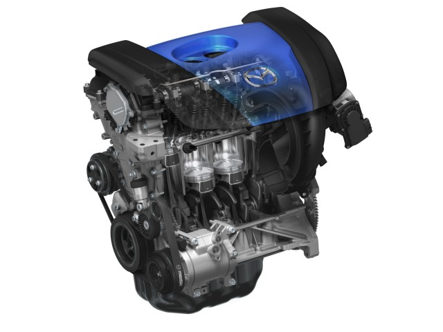 2012 Mazda3 SkyActiv 2.0