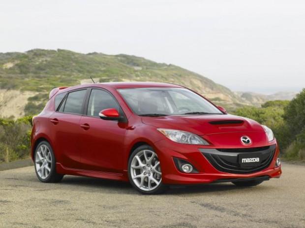 2012 Mazdaspeed3