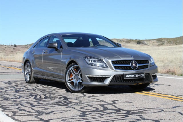 2012 Mercedes-Benz CLS63 AMG first drive