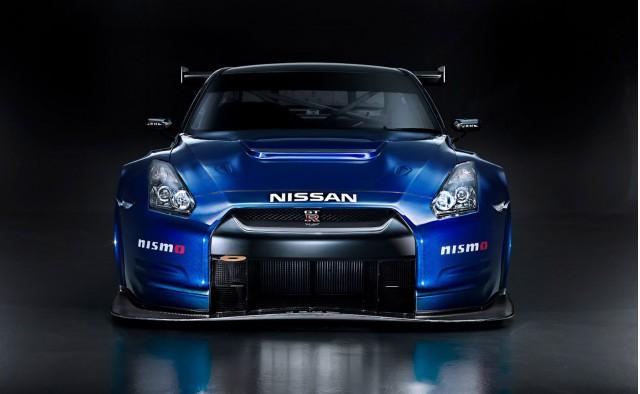 2012 Nissan GT-R Nismo GT3 race car