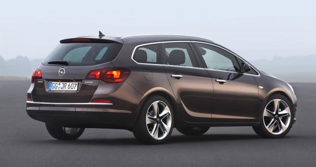 2012 Opel Astra Tourer