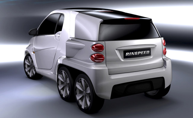 2012 Rinspeed Dock+Go Concept