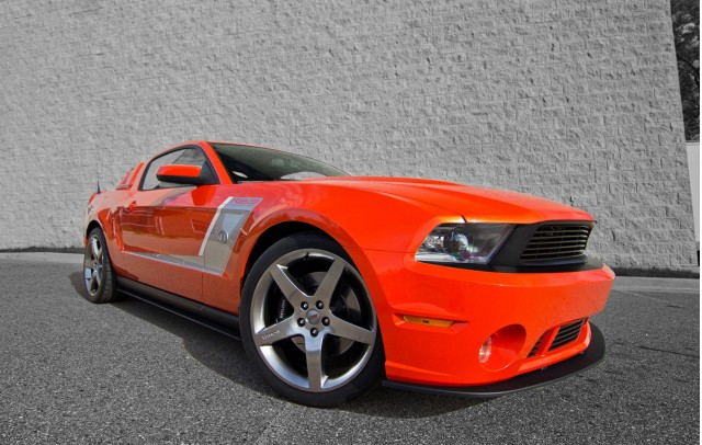 2012 ROUSH Stage 3 Premier Mustang. Image: ROUSH Performance