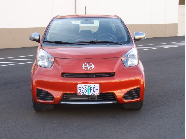 2012 Scion iQ  -  Driven, April 2012