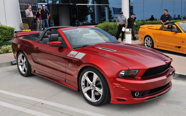 2012 SMS 302 Mustang Convertible