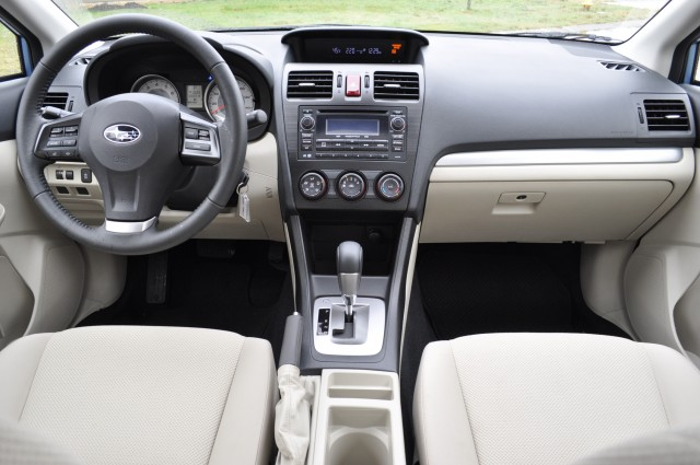 2012 Subaru Impreza Preimum