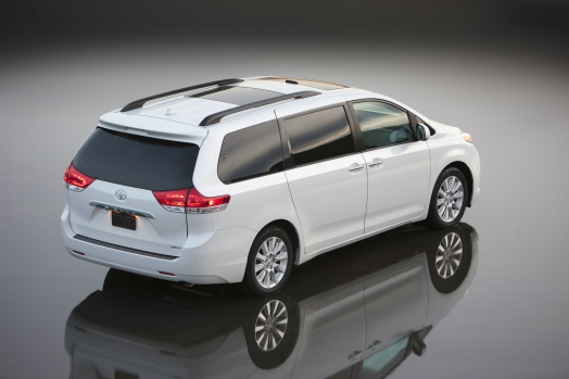 2012 Toyota Sienna Review Ratings Specs Prices And