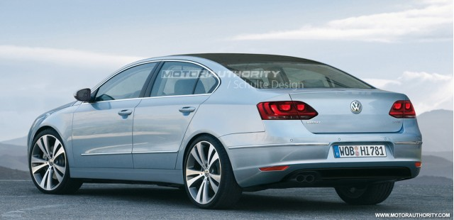 2012 volkswagen passat preview rendering 002