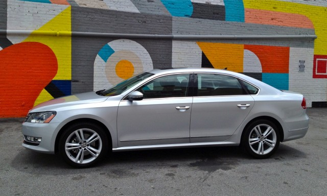 2012 Volkswagen Passat TDI Six-Month Road Test